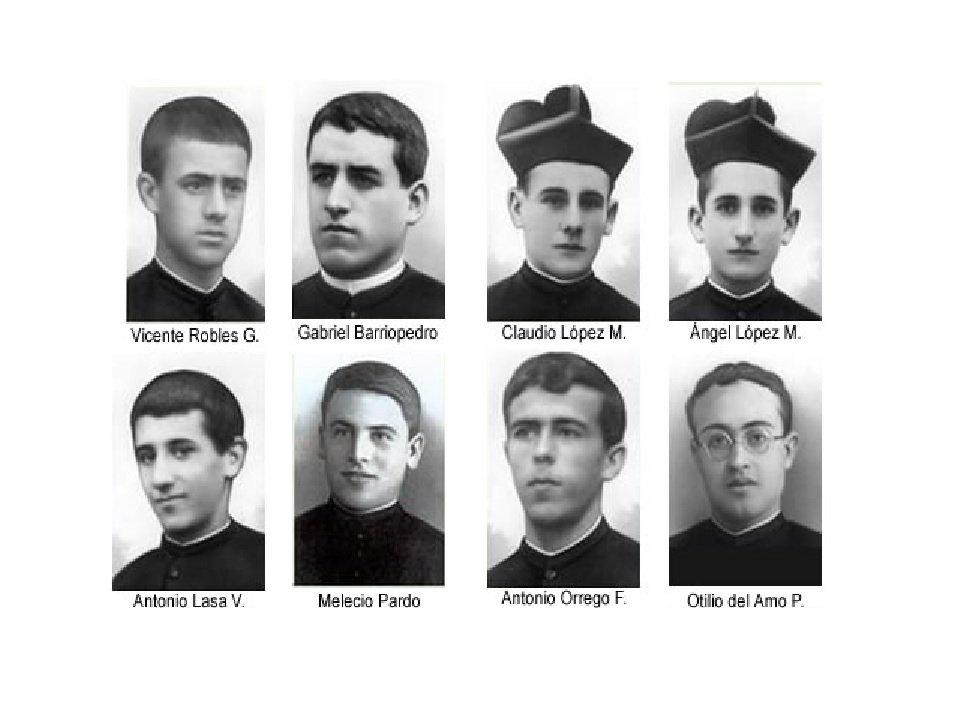 Mártires de la Guerra Civil