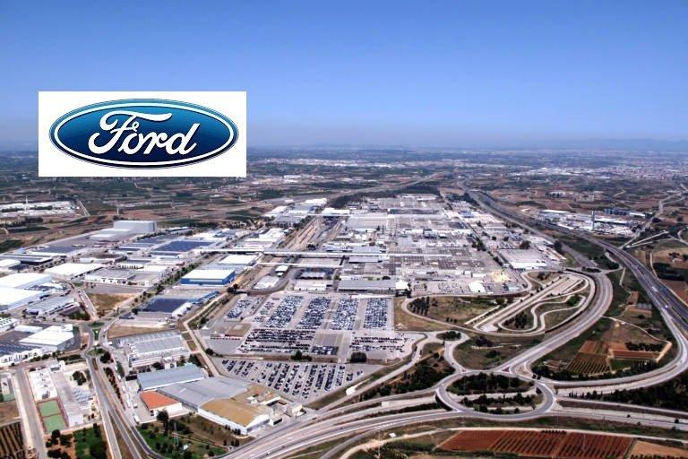 La planta de Almussafes es la única de Ford en España y emplea a 7.400 personas