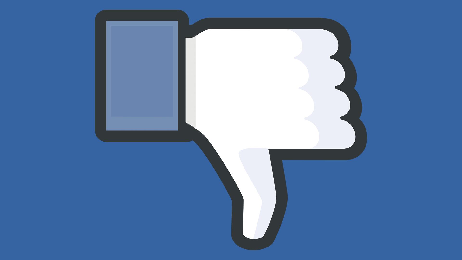Más problemas con Facebook... para variar