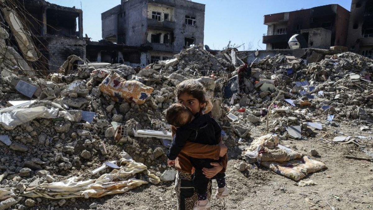 Siria lleva nueve años en guerra: más de 384.000 muertos y casi 12 millones de desplazados