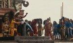 Escena de sacrificios humanos en Apocalypto