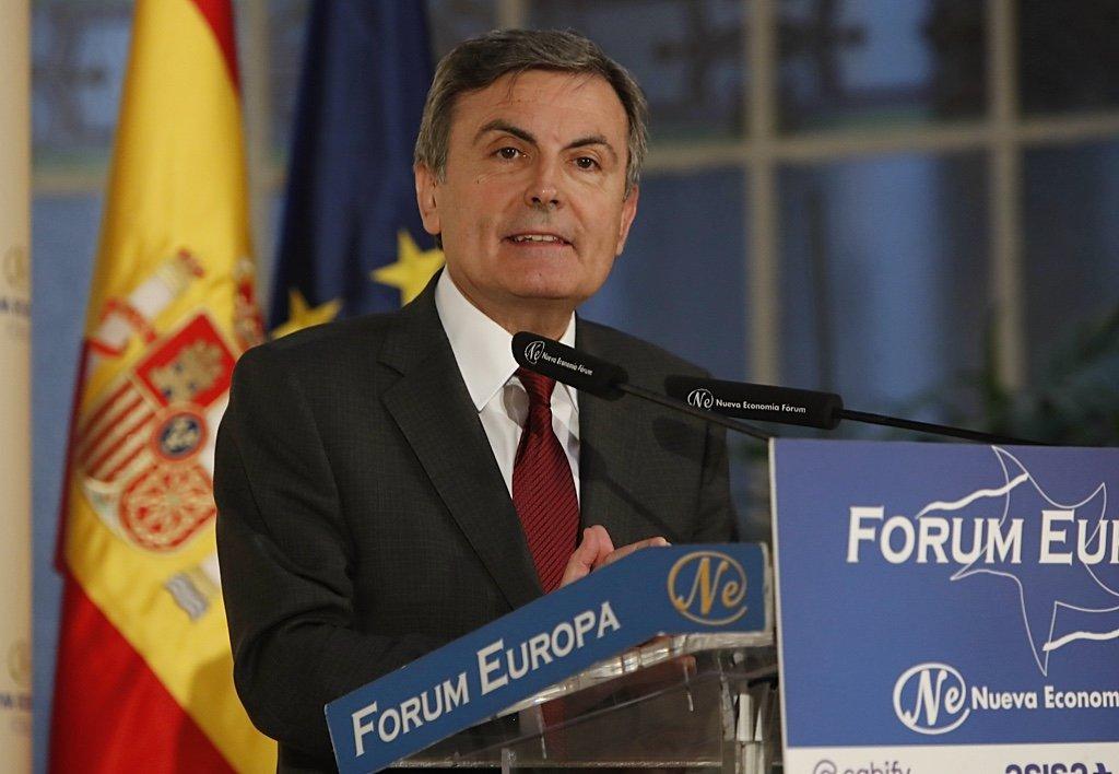 Pedro Saura, Secretario de Estado de Infraestructuras, Transporte y Vivienda