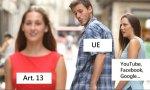 La UE le da la espalda a las plataformas