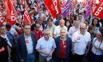 Los sindicatos ponen el grito en la calle para demostrar que todavía existen