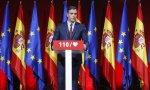 Pedro Sánchez presenta las 110 medidas del PSOE