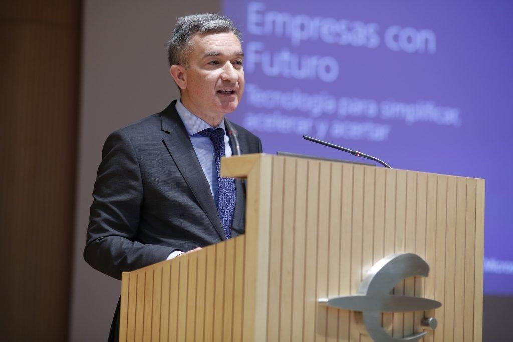 Victor Iglesias, consejero delegado de Ibercaja