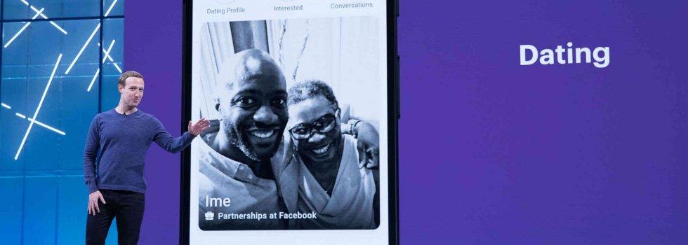 Facebook Dating. Mark se pasa a las relaciones amorosas