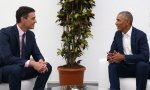 Barack Obama y Pedro Sánchez, dos almas gemelas