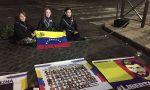 """Lilian Tintori se encadena en el Vaticano: """"Hay más de cien presos políticos en Venezuela"""""""