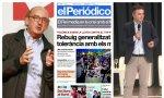 Roures, El Periódico y Redondo