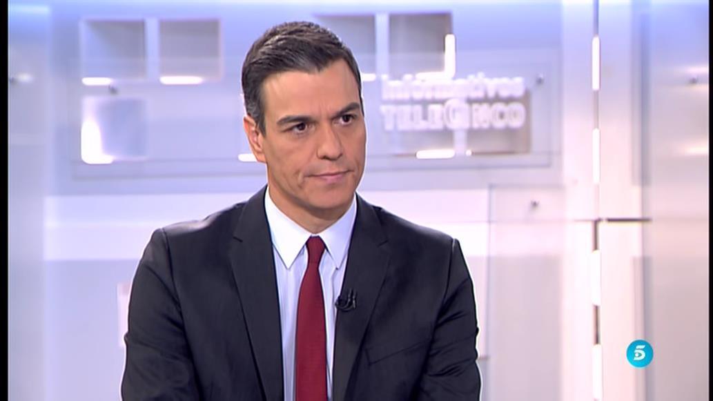 Pedro Sánchez debatirá a cuatro... sin Vox
