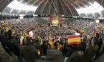 Presentación de los candidatos de Vox al Congreso de los Diputados en la Cubierta de Leganés