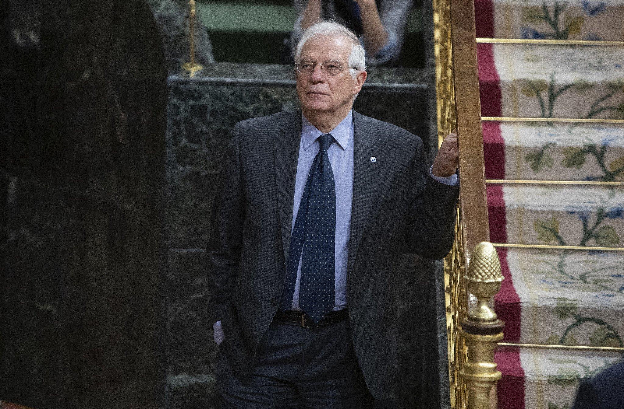 Josep Borrell, jefe de la diplomacia europea