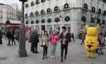 Extranjeros en Madrid