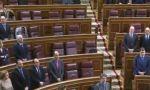 Unanimidad en todos los partidos: Podemos se retrató con su ausencia en el minuto de silencio por Rita Barberá