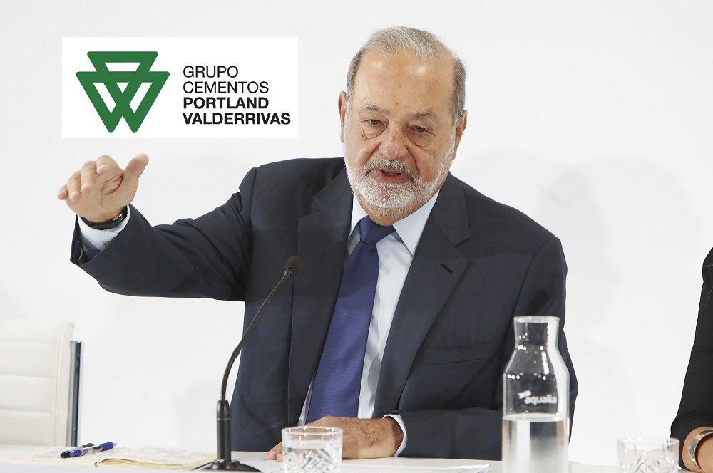 Al principal propietario de FCC y Cementos Portland Valderrivas, Carlos Slim, le llega un nuevo problema