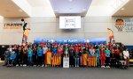 Por segundo año consecutivo, el acto de presentación se ha celebrado en el L'Alqueria del Basket