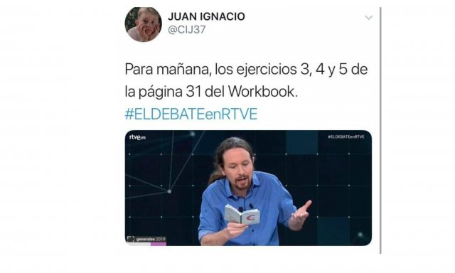 Iglesias y workbook