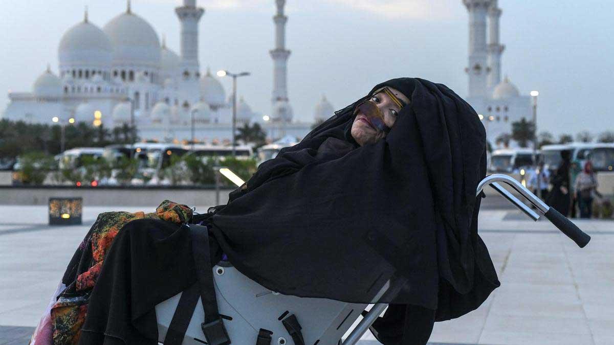 Munila Abdulla ha despertado de un coma tras 27 años