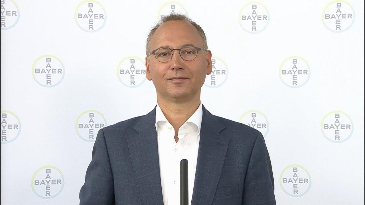 Baumann, CEO del gigante químico y farmacéutico alemán Bayer