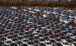 Las ventas de coches se mueven a la baja y lastran los resultados de los fabricantes