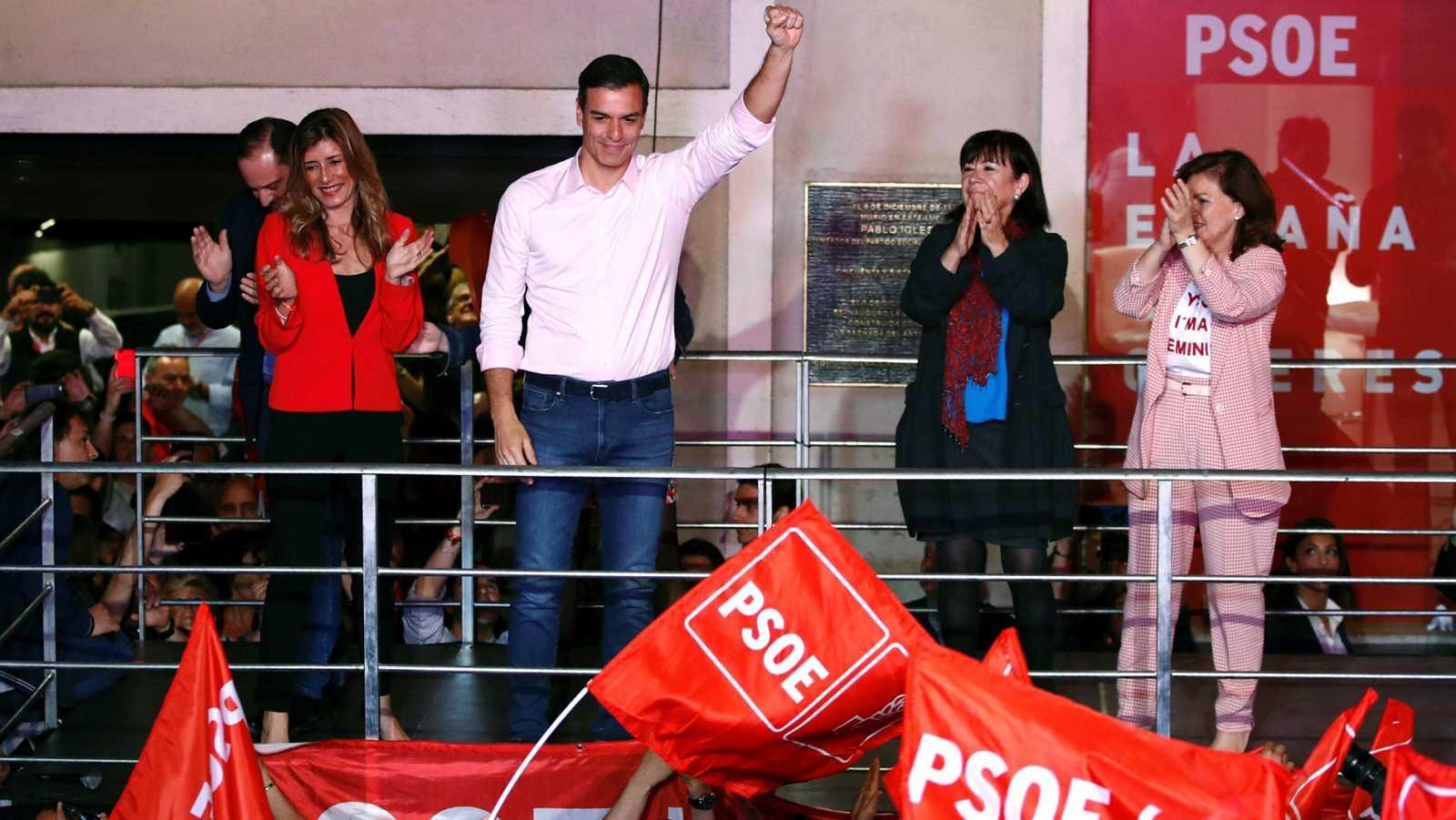 Pedro Sánchez, por el frentepopulismo, hacia una nueva guerra civil
