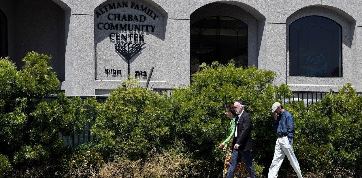 Ataque a una sinagoga en San Diego