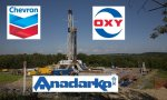 Chevron y Occidental Petroleum pujan por hacerse con Anadarko Petroleum