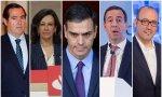 Los empresarios le piden a Pedro Sánchez que considere un pacto con Ciudadanos