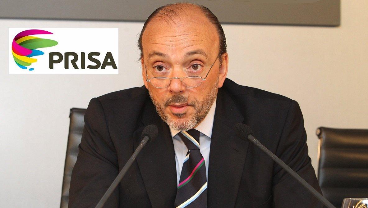 Javier Monzón, presidente no ejecutivo de PRISA