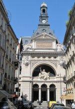 Sede BP Paribas París