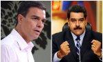 Sánchez y Maduro
