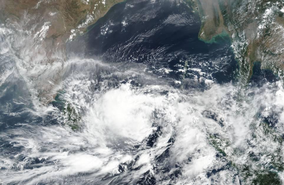 Ciclón tropical Fani