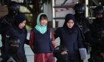 Doan Thi Huong, liberada en Malasia