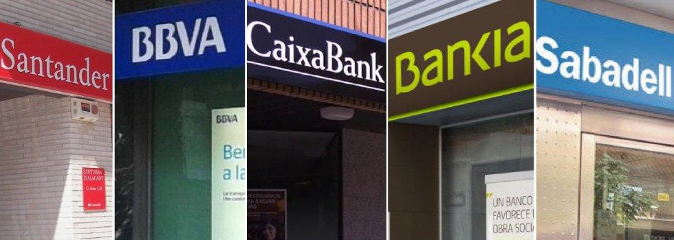 El ajuste que maneja la banca: suprimir un tercio de la plantilla en los próximos tres años