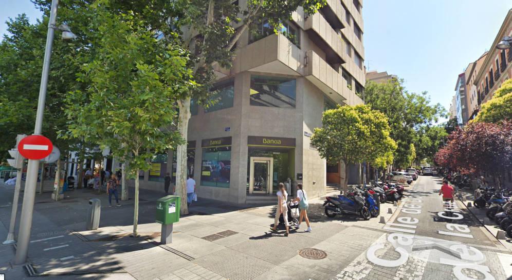 Calle Serrano, 64. Google Maps.