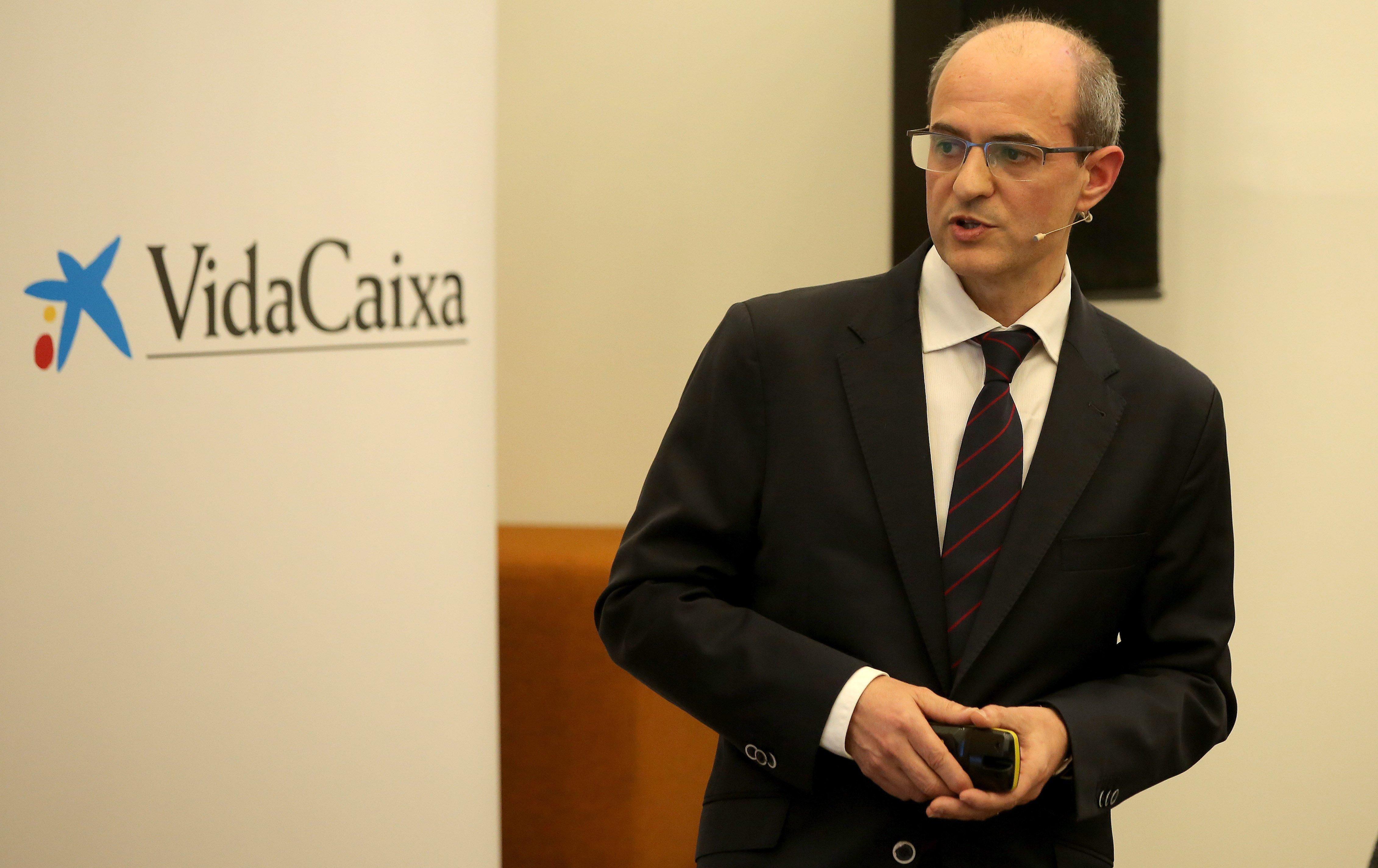 Javier Valle, CEO de VidaCaixa