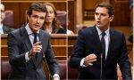 Pablo Casado acusa al partido de Albert Rivera de copiarles el programa político