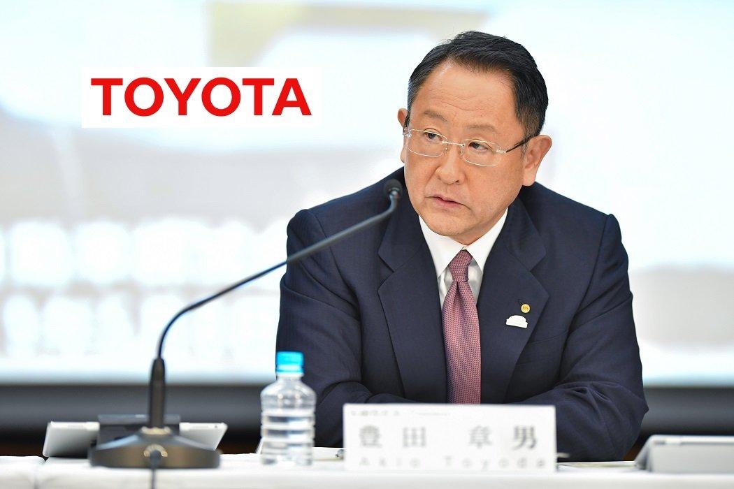 Akio Toyoda, presidente de Toyota, aspira a que no sea sólo una empresa no solo de automóviles