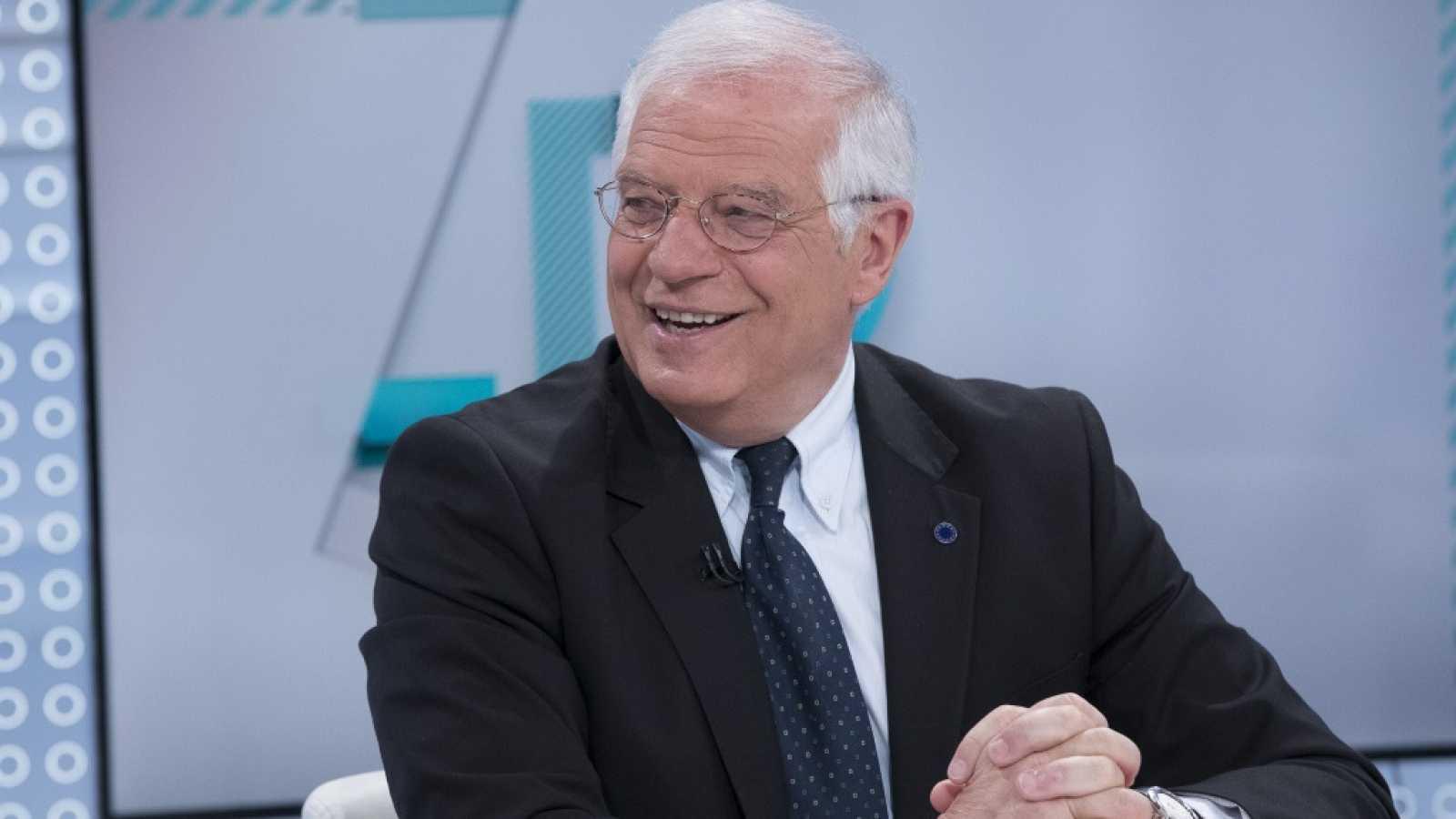 Borrell en los Desayunos de TVE