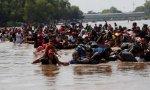 Caravanas de migrantes hacia EE.UU.