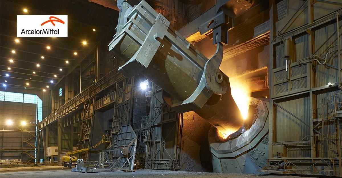 ArcelorMittal está en pérdidas y la prioridad es reducir deuda