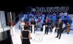 Debate entre los candidatos de los cinco principales partidos a las elecciones europeas del 26-M