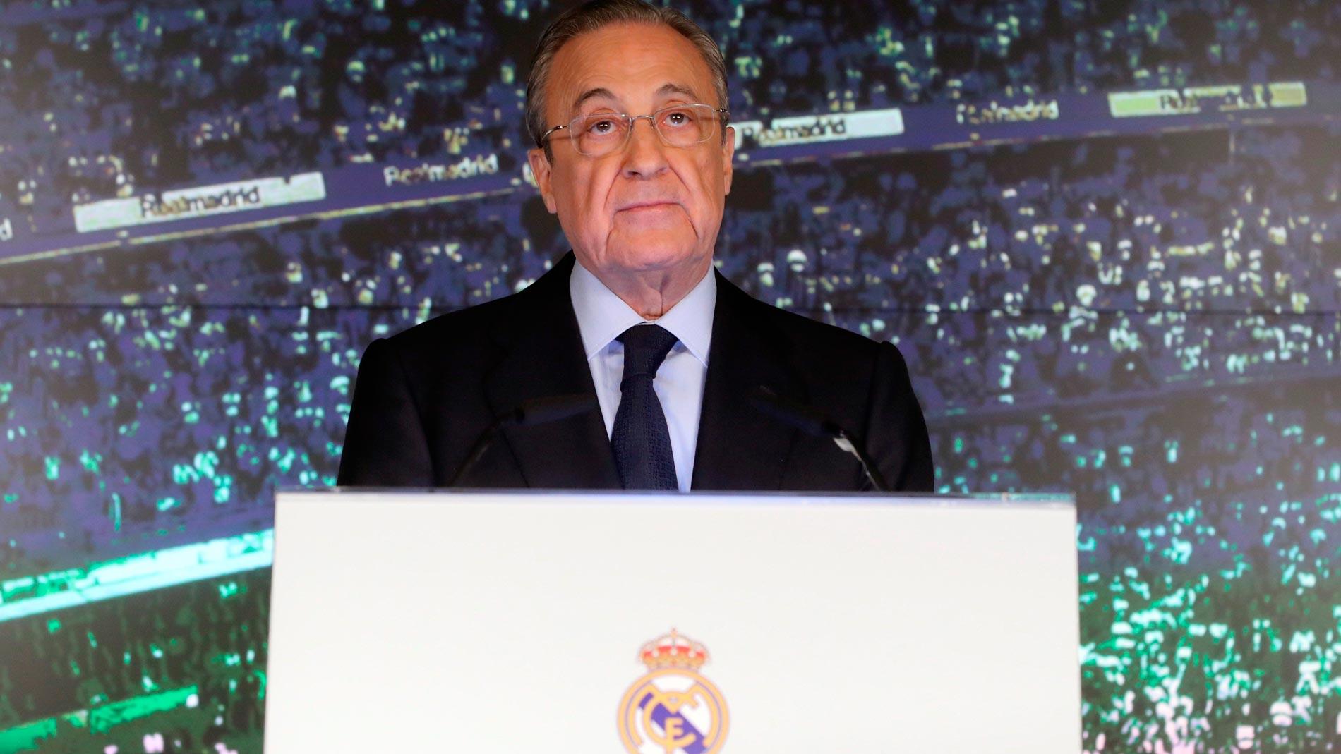 Ampliación del Bernabéu. Florentino se queda solo: ni Botella ni González recurrirán la sentencia del TSJM