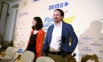 Pablo Iglesias e Isabel Serra, contra la educación concertada y privada
