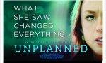 La protagonista de 'Unplanned', Abby Jhonson