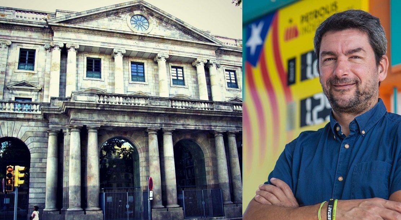 El independentista Canadell se ha impuesto a las candidaturas de Crous y de Tusquets a la Cambra