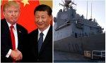 Trump, Xi Jinping y la Fragata Méndez Núñez