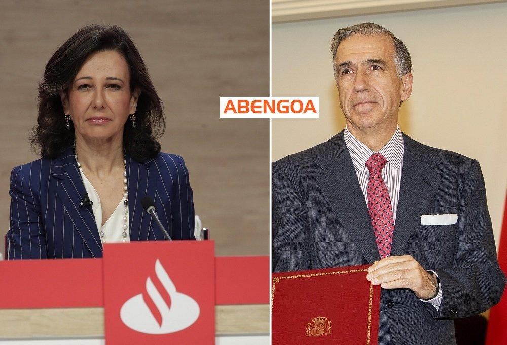 Ana Botín (Santander) y Gonzalo Urquijo (Abengoa), una amistad buena para los intereses de la ingeniería sevillana
