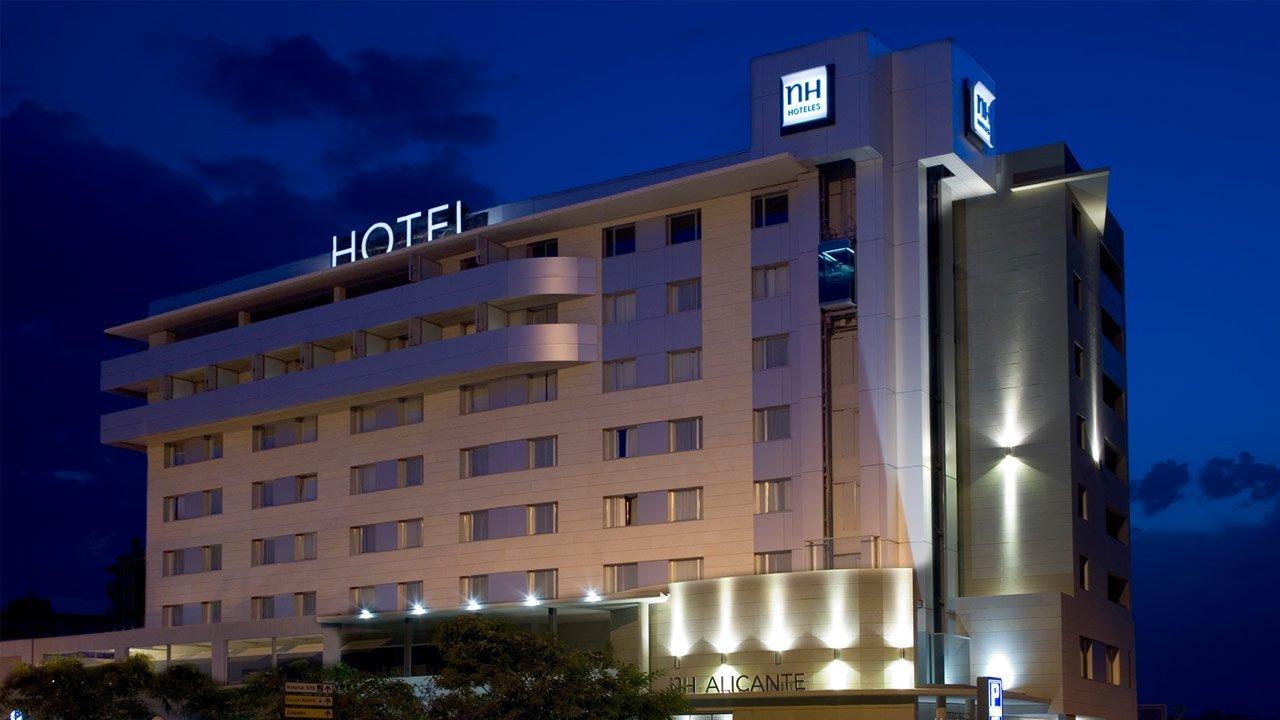Un hotel de la cadena NH